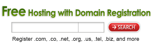 Registration your domain